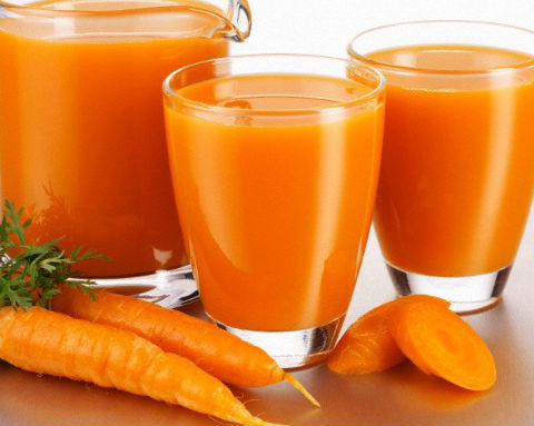 Why is Carrot Juice known as the King of Juices?