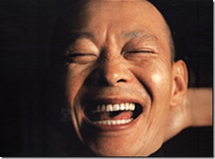 People who laughs a lot live longer