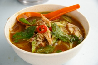 Laksa – facts and calories