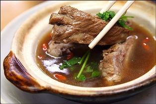 Bak Kut Teh – facts and calories