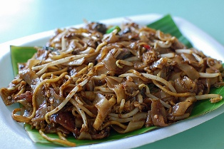 Char Kway Teow – facts and calories