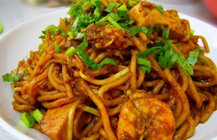 Mamak Mee Goreng – facts and calories
