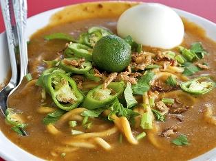 malaysia mee rebus
