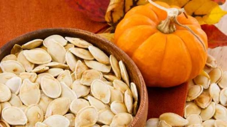 Nutritional Values of Pumpkin seeds