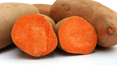 What are the health benefits of sweet potatoes?