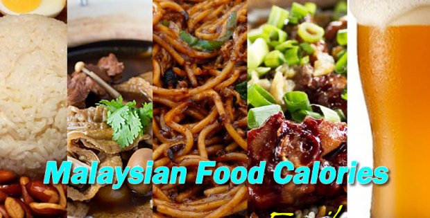 Malaysian Food Calories – A to Z