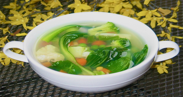 Make your own Vege Soup in minutes
