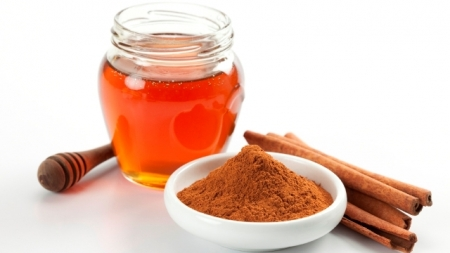 Drink Honey and Cinnamon before bed and let it do wonders!