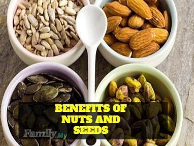 BENEFITS OF NUTS AND SEEDS