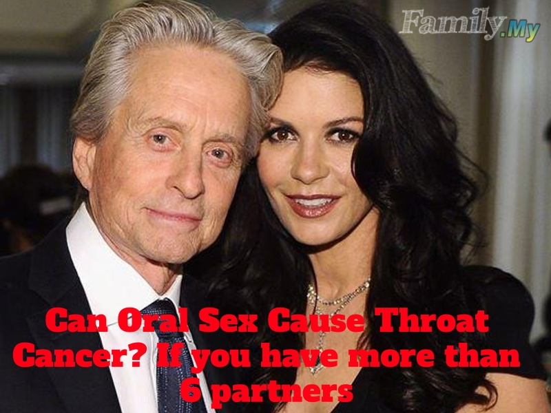 Can Oral Sex Cause Throat Cancer_ If you have more than 6 partners