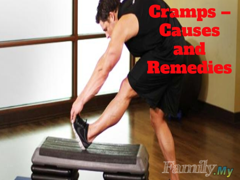 Cramps – Causes and Remedies
