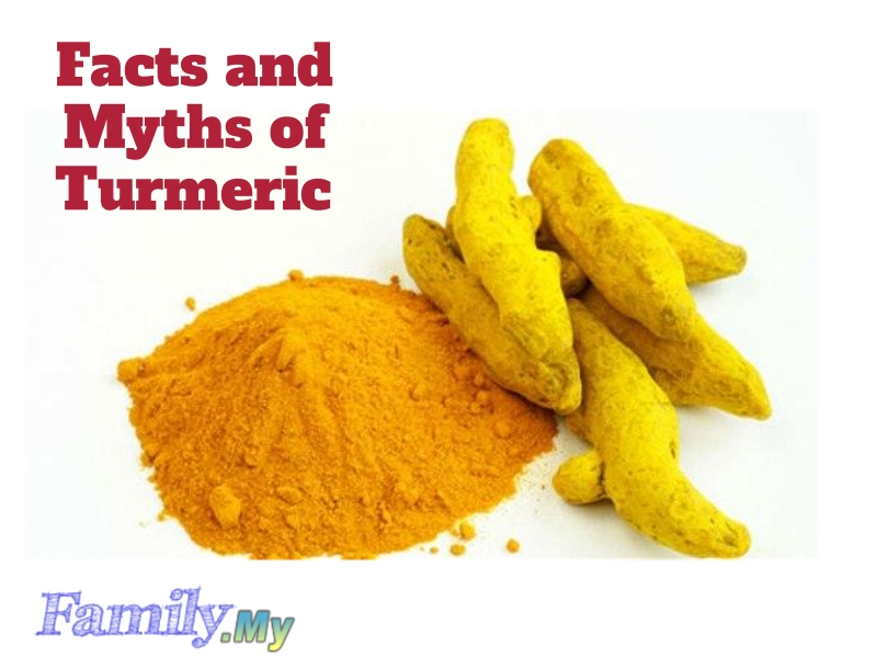 Facts and Myths of Turmeric