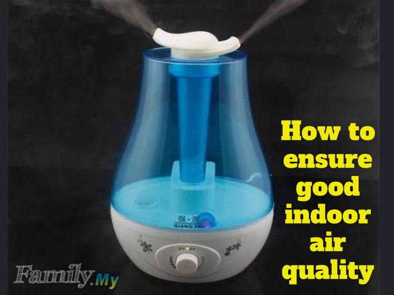 How to ensure good indoor air quality