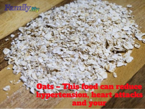 Oats – This food can reduce hypertension, heart attacks and your weight too!