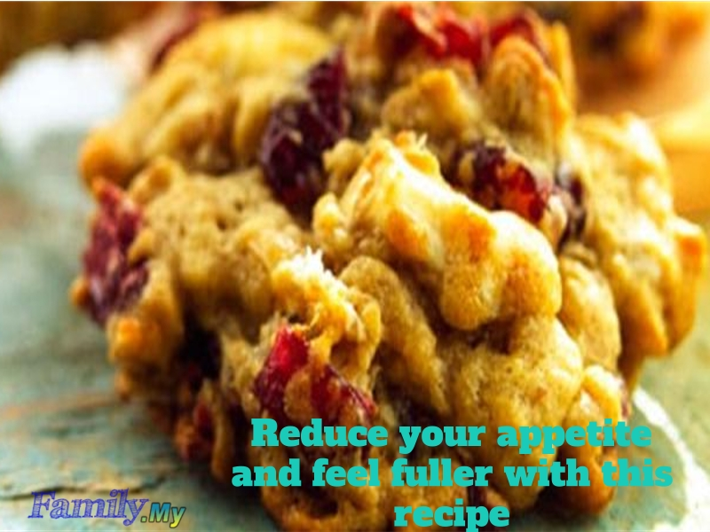 Reduce your appetite and feel fuller with this recipe