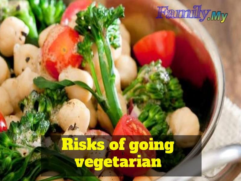 Risks of going vegetarian