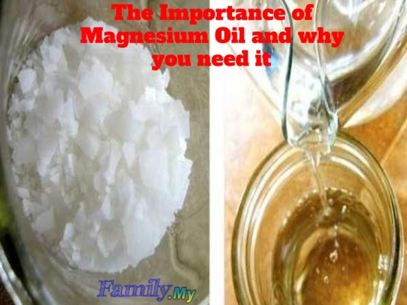 The Importance of Magnesium Oil and why you need it