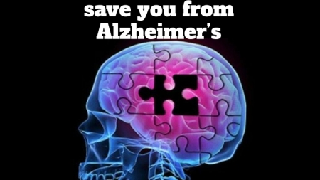 This 3 Ingredients can save you from Alzheimer's