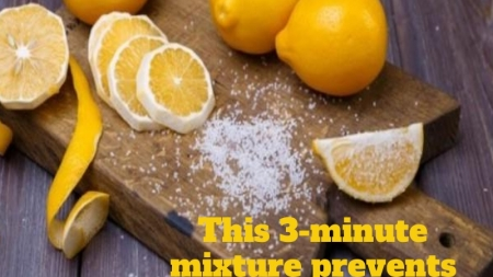 This 3-minute mixture prevents you from migraines