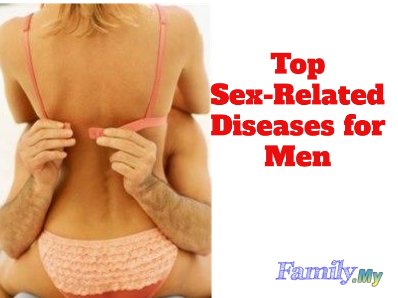 Top Sex-Related Diseases for Men