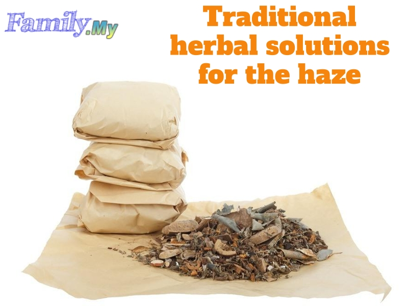 Traditional herbal solutions for the haze