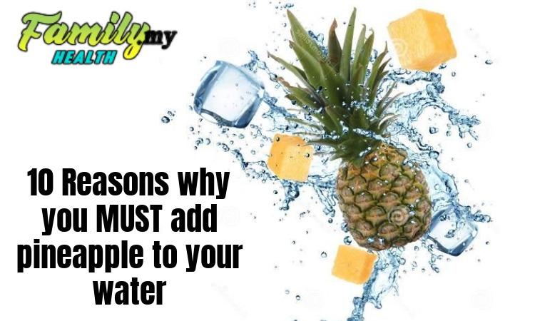pineapple_water